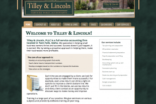 Tilley and Lincoln CPA